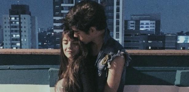 Beatriz Parizotto e Tom Toledo estão namorando há um mês (Foto: Reprodução/Instagram)