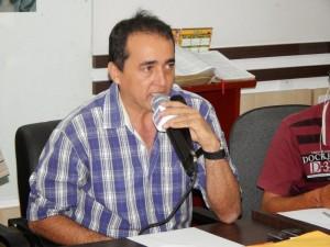 Prefeito Marcos Martins