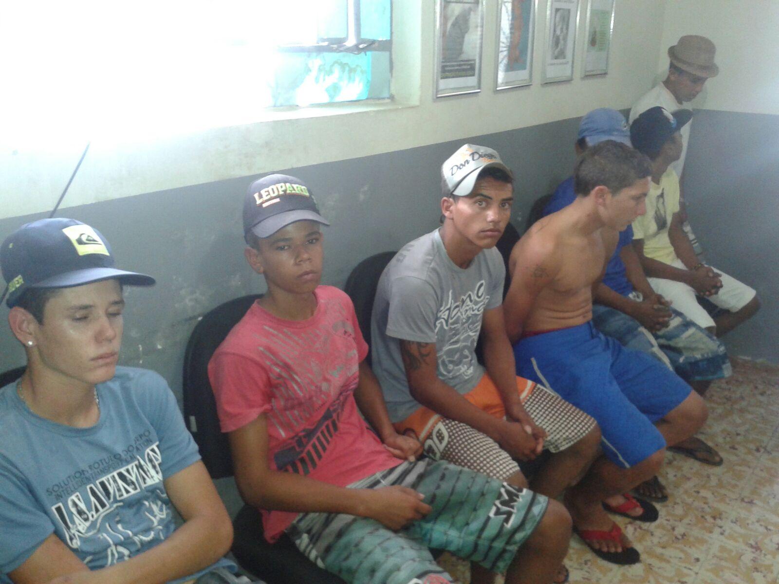 Polícia prende quadrilha e apreende R$ 100 em notas falsas no Brejo