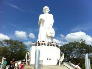 Padre Cícero é considerado santo popular no interior do Ceará (Foto: André Teixeira)