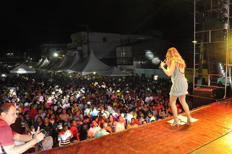 Banda Magníficos foi a atração principal da noite (Foto: Jbeaguiar/ManchetePB)