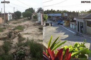 Ruas Jacaraú