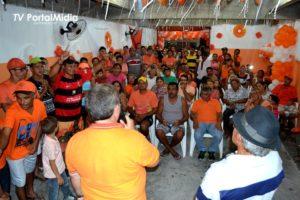 Siqueira e Sebastião são oficializados pelo PSB e PTB em Pilõezinhos (PB)