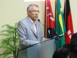 Contas de 2014 de Zenóbio foram reprovadas pela Câmara em agosto