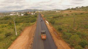 Avança construção do Contorno Viário de Guarabira