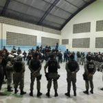 Polícias civil e militar se unem em operação para cumprimento de prisões