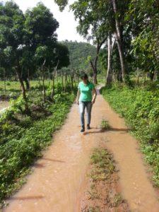 Pilõezinhos:  A troca do salto pela galocha