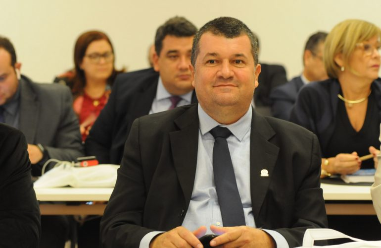 Presidente da Famup, George Coelho (Foto: Arquivo/FAMUP)