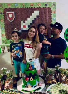 Família é natural de Cacimba de Dentro (Foto: Reprodução)