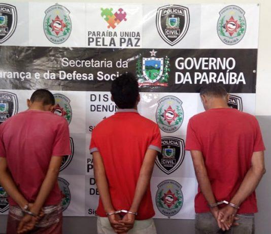 Operação Captura II visa coibir o tráfico de drogas e crimes violentos, sobretudo homicídios e roubos, na região do Brejo (Foto: Divulgação/4º BPM)
