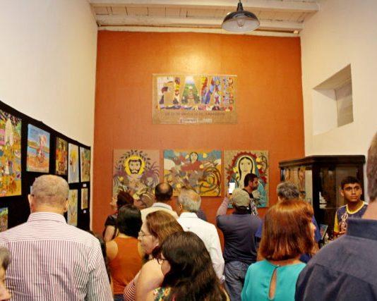 FIAN 2018 levou centenas de pessoas ao Centro de Documentação Cel. João Pimentel, em Guarabira (Foto: Arquivo / Codecom)