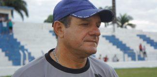 Geraldo Cirino, técnico da Desportiva Guarabira (Foto: Arquivo)