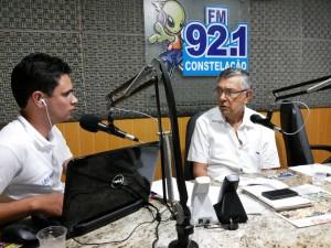 Informação foi confirmada pelo prefeito de Guarabira, Zenóbio Toscano (Foto: Divulgação)
