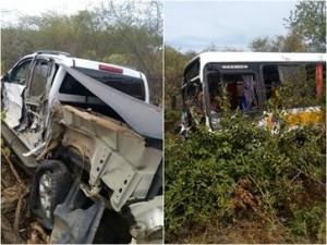 Ao menos três veículos se envolveram no acidente