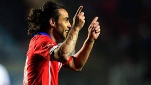 Valdivia jogará novamente nos Emirados Árabes