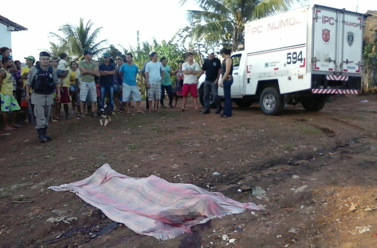 Assassinato em Canafistula de Alagoa Grande
