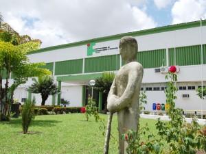 Instituto de Educação, Ciência e Tecnologia (IFPB), campus de João Pessoa (Foto: Divulgação/IFPB)