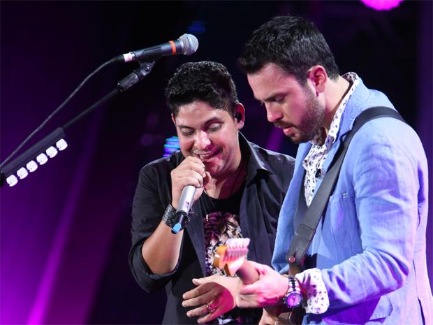 Jorge & Mateus são atração da noite desta sexta-feira (Foto: Rubens Cerqueira/Divulgação)