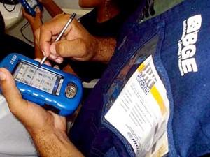 Agentes do IBGE (Foto: Divulgação)