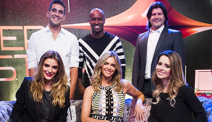 """Elenco da segunda temporada do """"Superstar"""". (Foto: Divulgação)"""