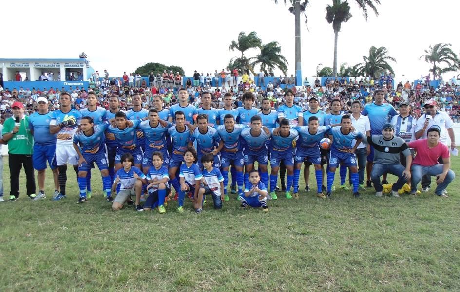 Equipe da Desportiva Guarabira venceu por 1 a 0 o Internacional-PB (Foto: Reprodução/Codecom Guarabira)