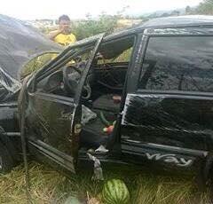 Segundo o Corpo de Bombeiros, houve apenas danos materiais (Foto: ManchetePB)