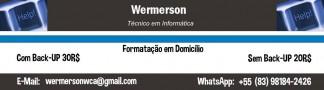 Publicidade - Wermerson