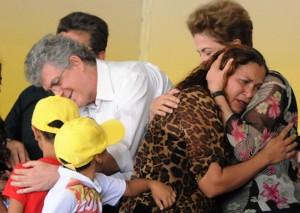 Ricardo e Dilma em CG