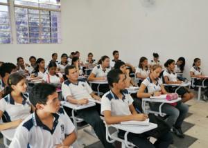 Capacidade da rede estadual de ensino é de 500 mil alunos