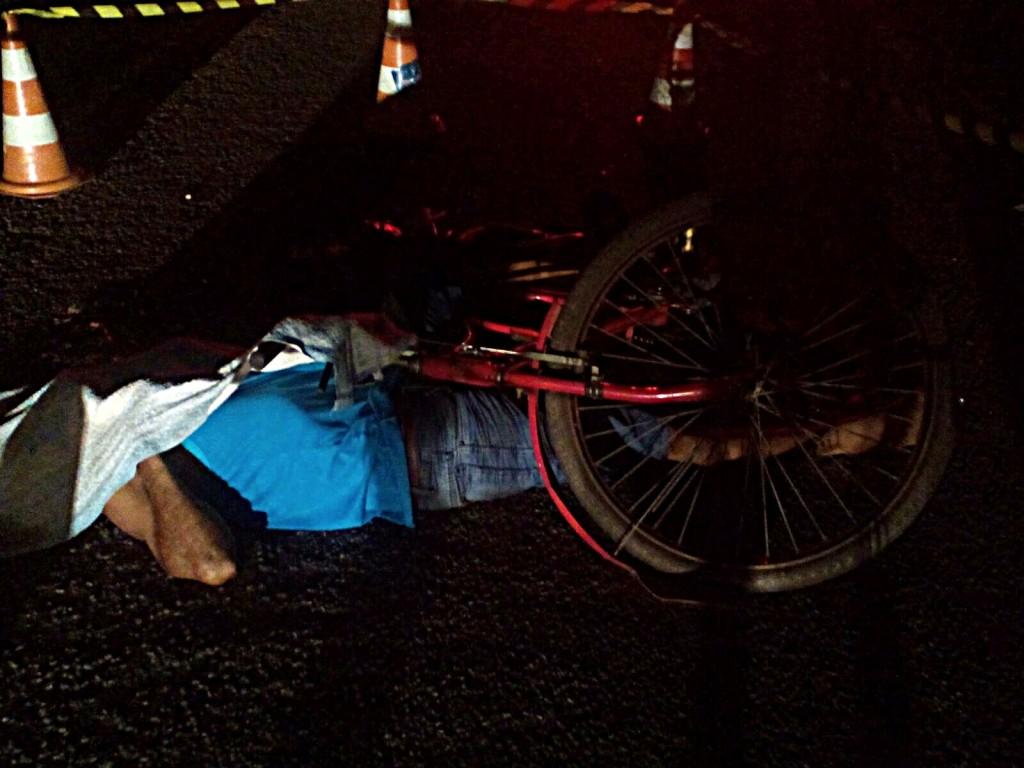 Homem é atropelado em Guarabira