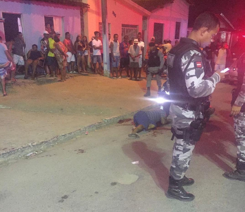 Cabo da PM tentou impedir crime, mas acabou morto Foto: Reprodução/WhatsApp)
