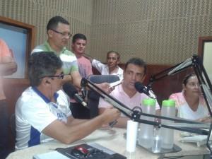 Sérgio Pereira declarou apoio ao pré-candidato Murílio Nunes