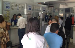 As 320 casas lotéricas da Paraíba deixarão de receber pagamento de qualquer conta nos próximos dois sábado