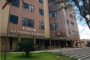 Divulgação das sentenças aconteceu no Fórum Afonso Campos, em Campina Grande