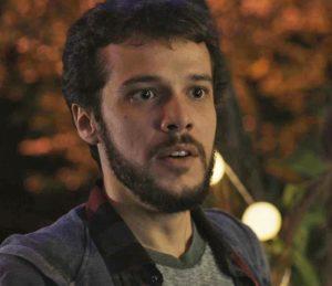 Jayme Matarazzo (Giovanni) em cena de Haja Coração; personagem será sequestrado