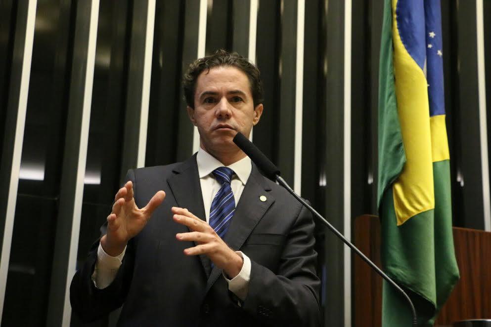 Senador Veneziano Vital (Foto: Divulgação)
