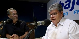 João Azevêdo fez o anúncio durante o programa Fala Governador (Foto: Francisco França/Secom-PB)