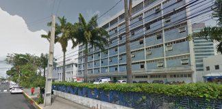 Imip fica localizado no bairro dos Coelhos, no Centro do Recife — Foto: Reprodução/Google Street View