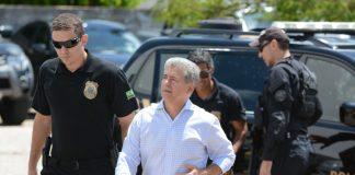 Leto Viana foi preso em abril de 2018 na Operação Xeque Mate (Foto: Assuero Lima)