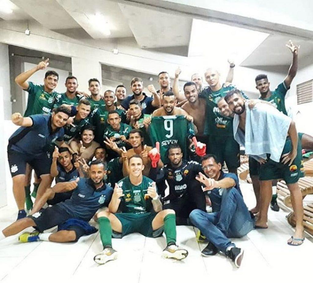 Nacional de Patos sonha com seu bicampeonato na história. Canário foi campeão em 2007 — Foto: Divulgação / Nacional de Patos