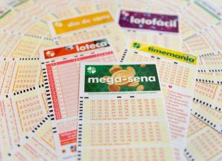 Mega-Sena — Foto: Marcelo Brandt/G1