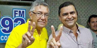 Zenóbio Toscano e Marcus Diôgo (Foto: Divulgação)