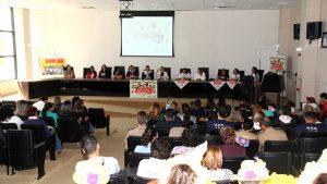 Auditório da sede do Ministério Público da Paraíba (Foto: Divulgação/MPPB)