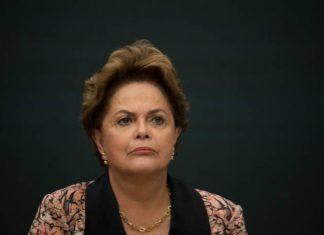 Dilma Rousseff: série da Netflix retrata polarização política no Brasil, que envolveu processo de impeachment (Mario De Fina/NurPhoto/Getty Images)