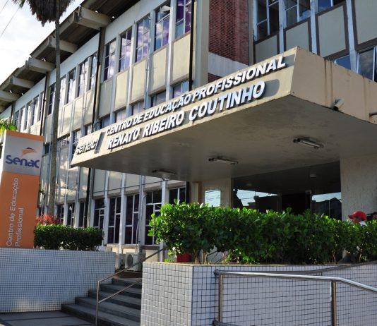 Senac Paraíba, em João Pessoa — Foto: Senac Paraíba/Divulgação